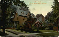 Harriet Beecher Stowe Residence