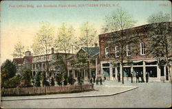 Post Office Building and Southern Pines Hotel