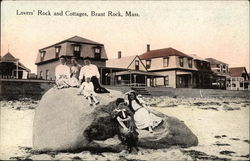 Lover's Rock and Cottages