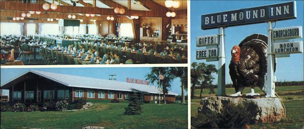 Blue Mound Inn Luverne Mn