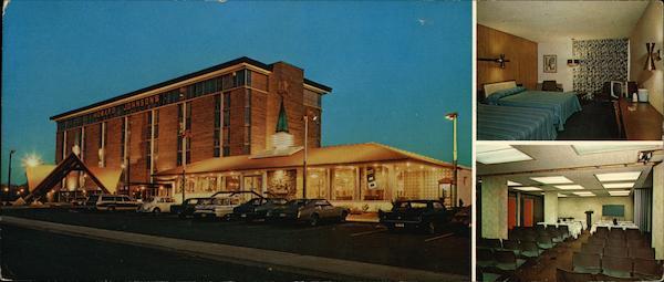 Howard Johnson 39 S Motor Lodge Alexandria Va