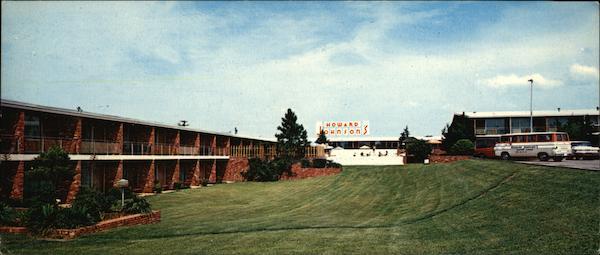Howard Johnson 39 S Motor Lodge And Restaurant Memphis Tn