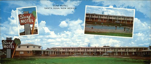 Surf Motel Santa Rosa New Mexico