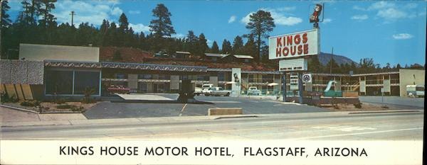 Kings House Motor Hotel Flagstaff Arizona