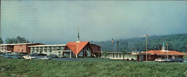 Howard Johnson 39 S Motor Lodge And Restaurant White River