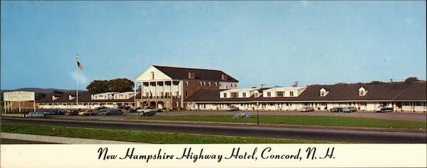 New Hampshire Highway Hotel