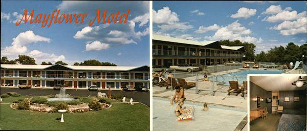 Mayflower Motel Wisconsin Dells