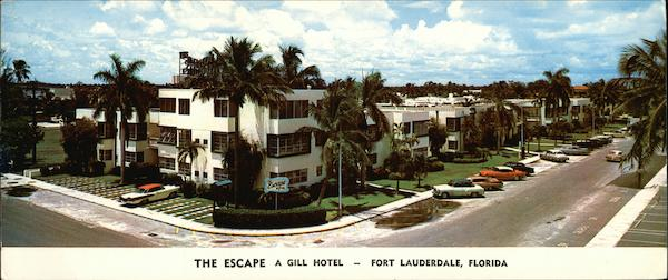 The Escape A Gill Hotel Fort Lauderdale Florida