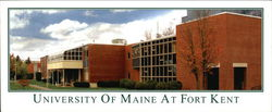 University of Maine - Fox Auditorium and Cyr Hall