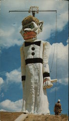Zozobra, Old Man Gloom