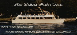 New Bedford harbor tours
