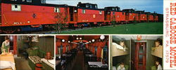 Red Caboose Restaurant - Motel