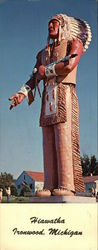 Hiawatha, World's Tallest Indian, At 52 Feet