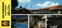 Best Western Sands and Mr. B's Restaurant