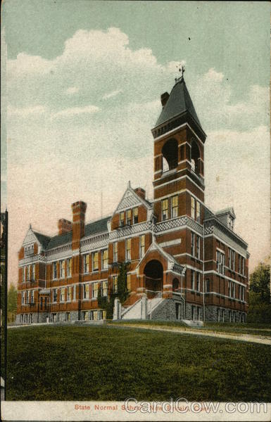 State Normal School New Britain Connecticut