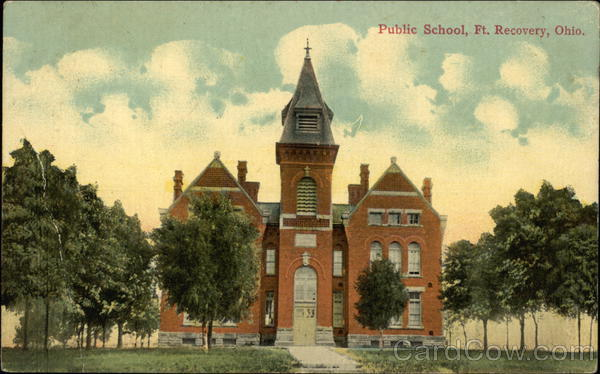 Public School Fort Recovery Ohio