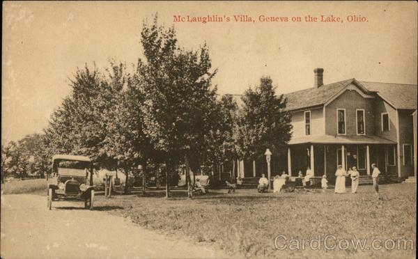 McLaughlin's Villa