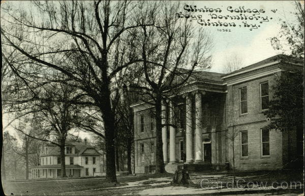 Clinton College, Boys Dormitory Kentucky