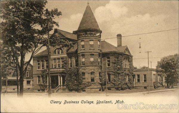 Cleary Business College Ypsilanti Michigan