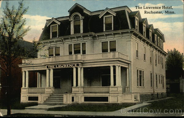 The Lawrence Hotel Rochester Minnesota