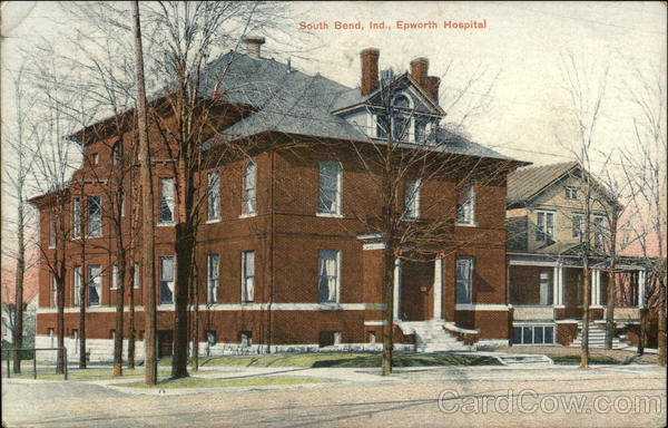 Street View of Epworth Hospital South Bend Indiana
