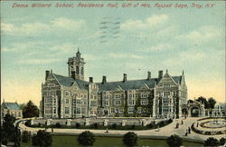 Emma Willard School - Residence Hall