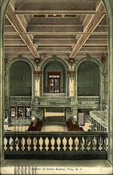 Interior of Union Station