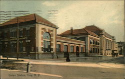 Union Station and National Express Company