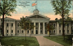 New Court House in Baltimore County