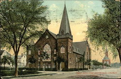 First Holland Reformed Church