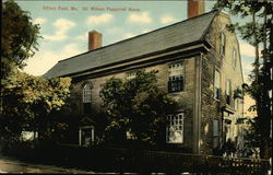 Sir William Pepperell House
