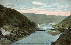 General View of Thurmond and New River, Looking East