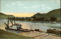 Lock No. 5, Kanawha River