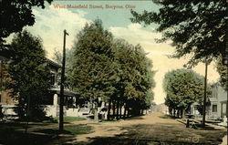 West Mansfield Street