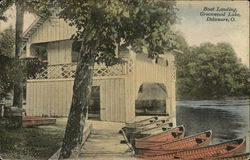 Greenwood Lake - Boat Landing
