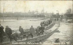 Flood - Relief Parties, March 26 1913