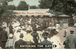 State Fair Grounds - Entering the Gates