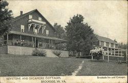 Keystone and Sycamore Cottages