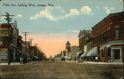 Fifth Avenue, Looking West