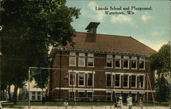 Lincoln School and Playground