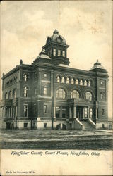 Kingfisher County Court House