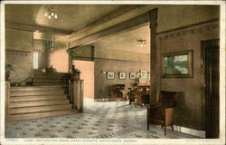 Hotel Bisonte - Lobby and Writing Room