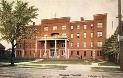 Street View of Borgess Hospital