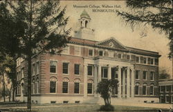 Monmouth College - Wallace Hall