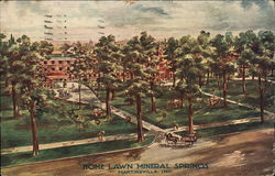 Home Lawn Mineral Springs