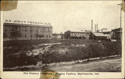 Old Hickory Furniture Company Factory