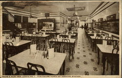 Payne's Busy Bee Lunch No. 1, Five Doors North of Terminal Station