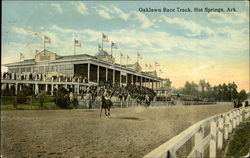 Oak Lawn racetrack