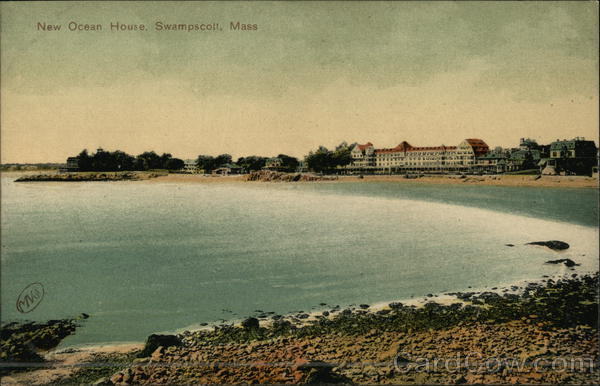New Ocean House Swampscott Massachusetts