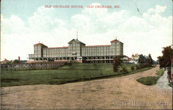 Old Orchard House Old Orchard Beach Maine
